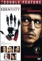 Identity / Secret Window (2 DVDs)
