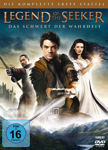 Legend of the Seeker - Staffel 1 (6 DVDs)