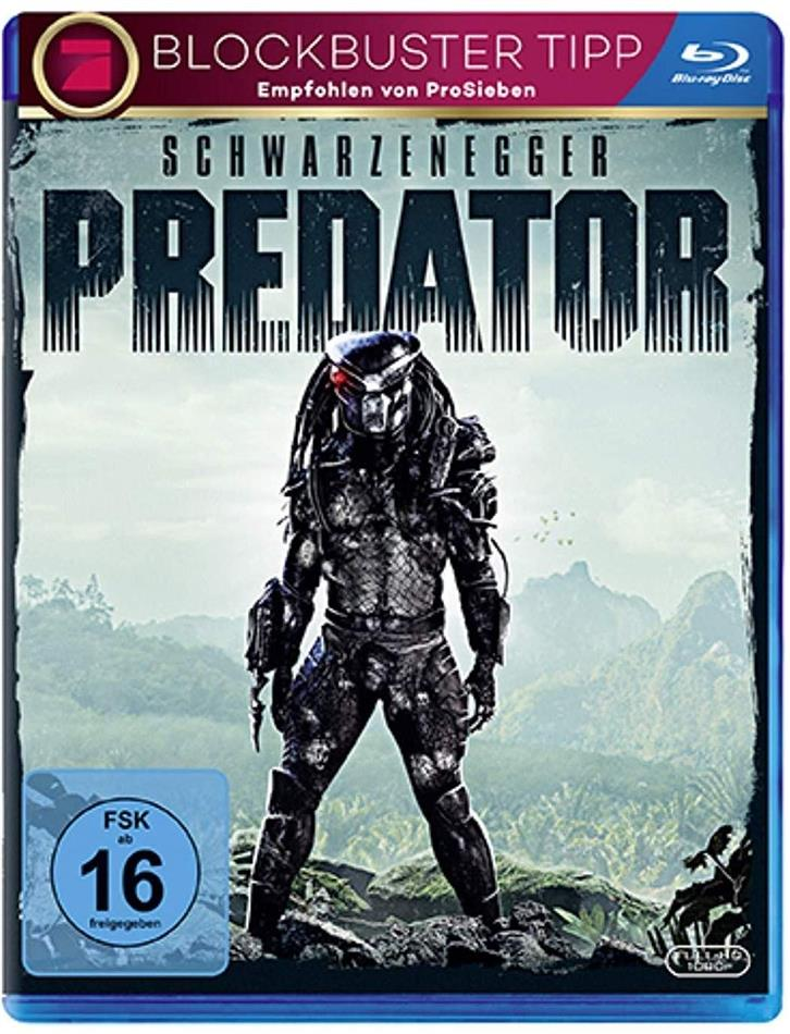 Predator (1987) (Remastered)