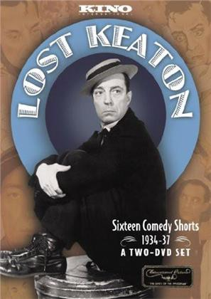 Lost Keaton - Sixteen Comedy Shorts 1934-37 (2 DVD)