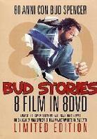Bud Stories - 80 anni con Bud Spencer (Limited Edition, 8 DVDs)