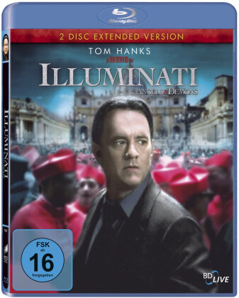 Illuminati - Angels & Demons (2009) (Extended Edition, 2 Blu-rays)