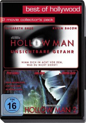Hollow Man / Hollow Man 2 - Best of Hollywood (2 Movie Collector's Pack)
