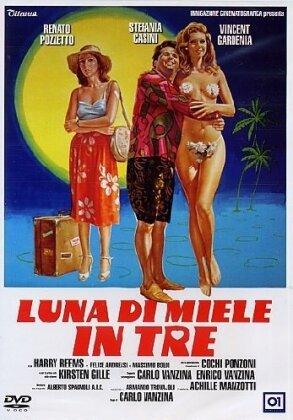 Luna di miele in tre (1976)