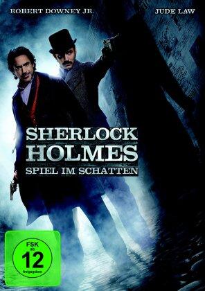 Sherlock Holmes 2 - Spiel im Schatten (2011)