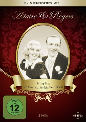 Ein Wiedersehen mit Fred Astaire & Ginger Rogers (2 DVDs)