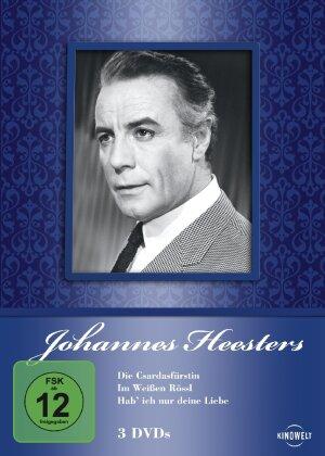 Johannes Heesters Box (3 DVD)