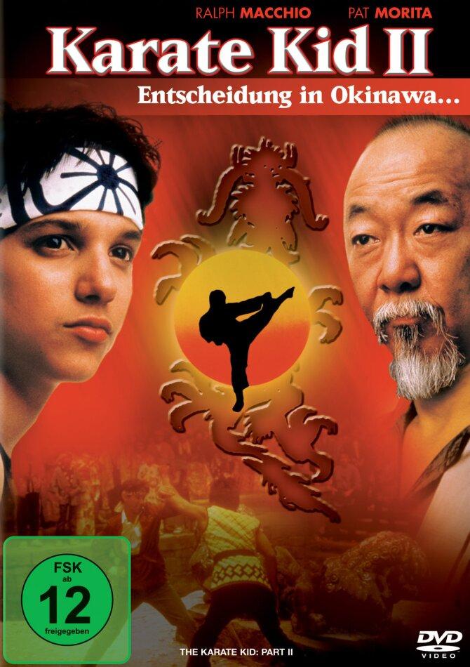 Karate Kid 2 - Entscheidung in Okinawa...