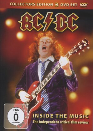 AC/DC - Inside the music (3 DVDs)