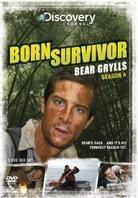 Born Survivor Bear Grylls - Season 4 (5 DVDs)
