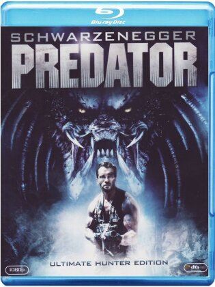 Predator (1987) (Ultimate Hunter Edition)