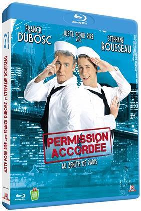 Franck Dubosc & Stéphane Rousseau - Permission accordée