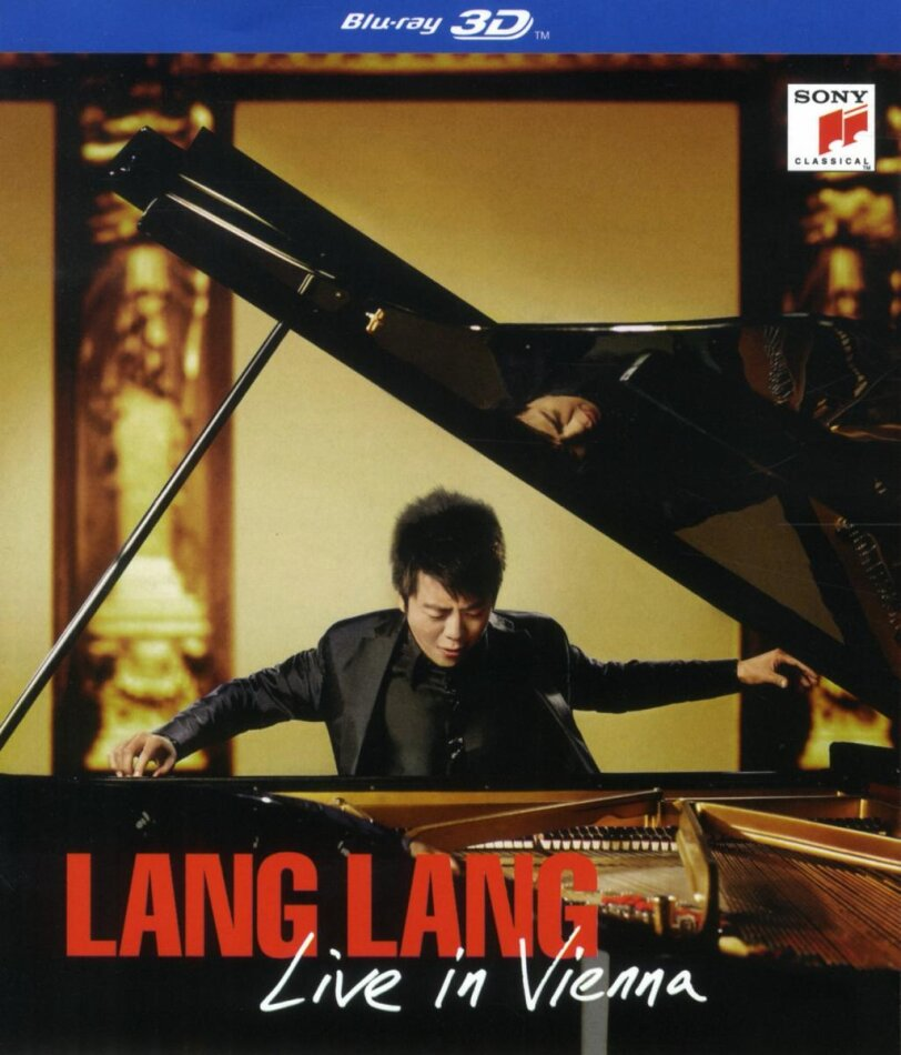 Lang Lang - Live in Vienna (Sony Classical)