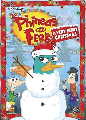 Phineas and Ferb - A Very Perry Christmas