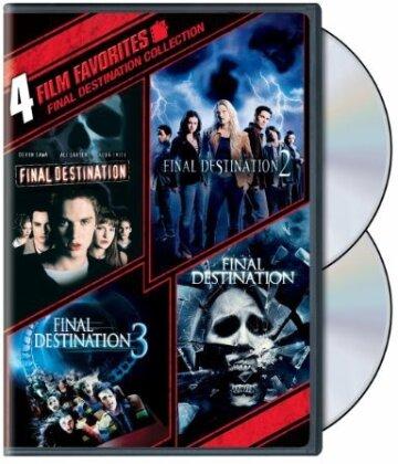Final Destination Collection - 4 Film Favorites (2 DVDs)