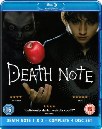 Death Note (Limited Edition, 2 Blu-rays)