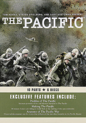 The Pacific (Gift Set, 6 DVDs)