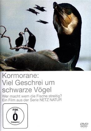 Kormorane - Viel Geschrei um schwarze Vögel