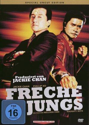 Freche Jungs (1986) (Special Edition, Uncut)