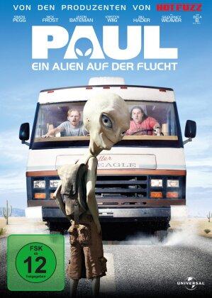 Paul - Ein Alien auf der Flucht (2010)