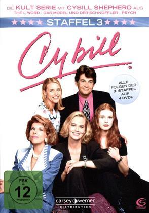 Cybill - Staffel 3 (4 DVDs)