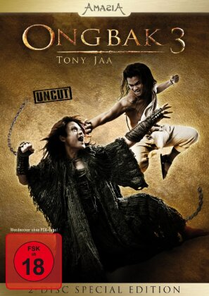 Ong Bak 3 (2010) (Special Edition, 2 DVDs)