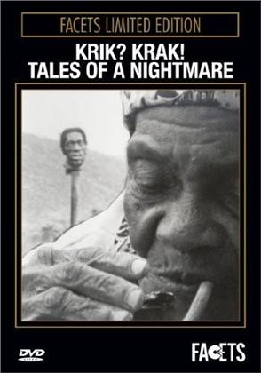 Krik? Krak! Tales of a Nightmare (Edizione Limitata)
