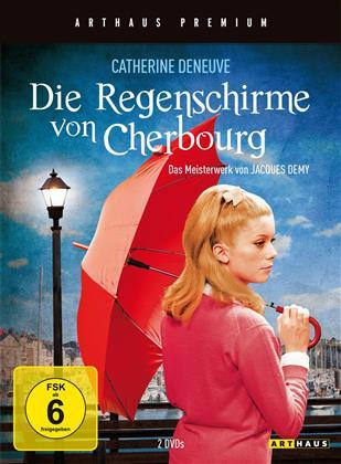 Die Regenschirme von Cherbourg (1964) (2 DVD)