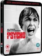 Psycho (1960) (Édition Spéciale 50ème Anniversaire, Steelbook)
