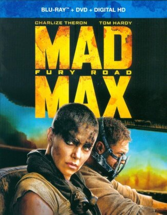 Mad Max - Fury Road (2015) (Blu-ray + DVD)