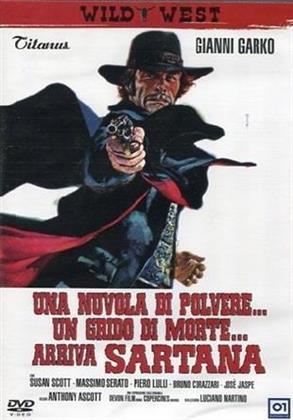 Una nuvola di polvere... un grido di morte... arriva Sartana - (Wild West) (1970)