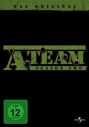 A-Team - Staffel 2 (6 DVDs)