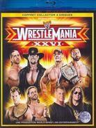 WWE: Wrestlemania 26 (Collector's Edition, 3 Blu-ray)
