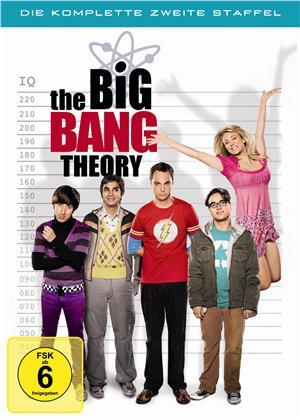 The Big Bang Theory - Staffel 2 (4 DVDs)