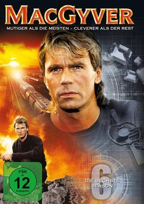 MacGyver - Staffel 6 (6 DVDs)
