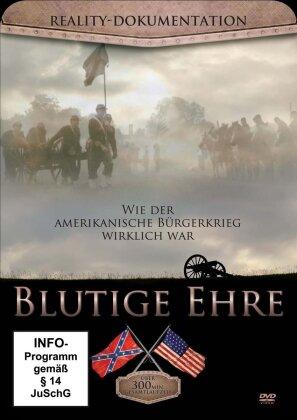 Blutige Ehre - Wie der amerikanische Bürgerkrieg wirklich war (Steelbook)