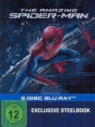 The Amazing Spider-Man (2012) (Limited Edition, Steelbook, 2 Blu-rays)