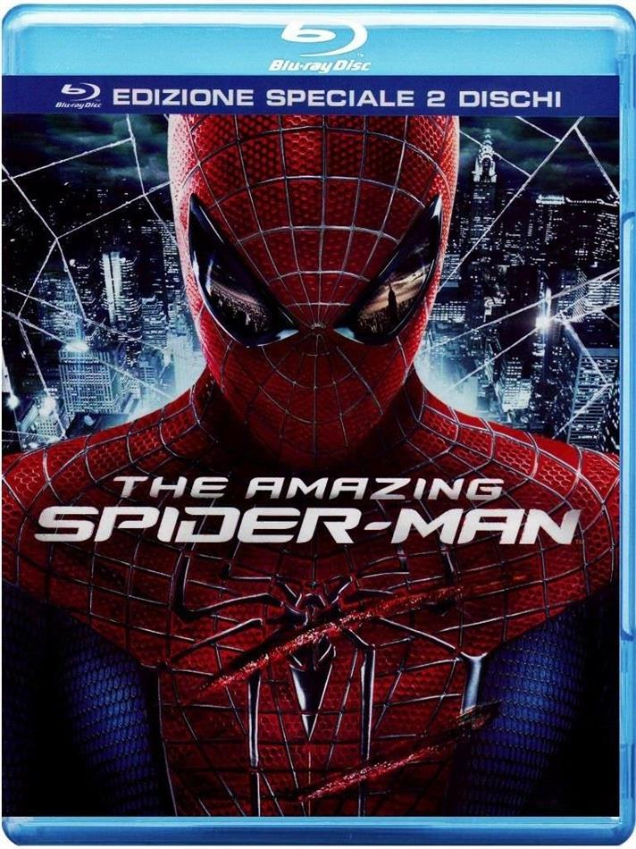 The Amazing Spider-Man (2012) (2 Blu-rays)