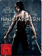 Ninja Assassin (2009) (Steelbook, 2 Blu-ray)