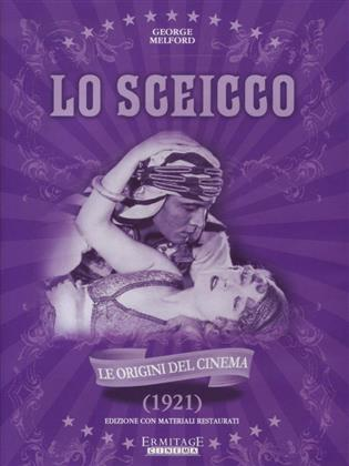 Lo sceicco (1921) (Le origini del Cinema, s/w)