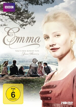 Emma (BBC, 2 DVDs)