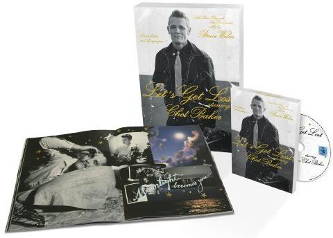 Let's get lost (Limited Edition, DVD + Buch) - Chet Baker