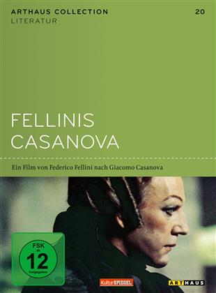 Fellinis Casanova - (Arthaus Collection - Literatur 20) (1976)