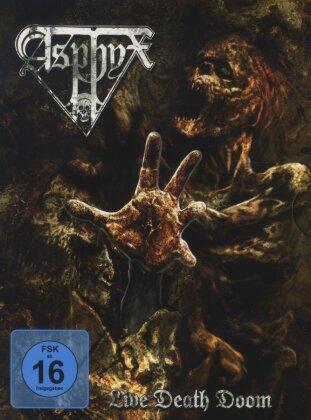 Asphyx - Live Death Doom (Limited Edition, DVD + 2 CDs)
