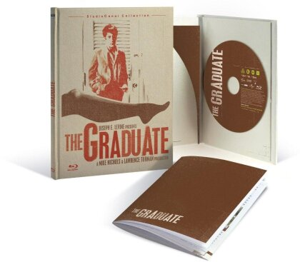 The graduate (1967) (Studio Canal Collection)