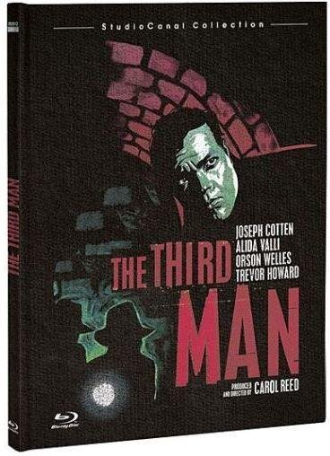 The third man (1949) (Studio Canal, s/w)