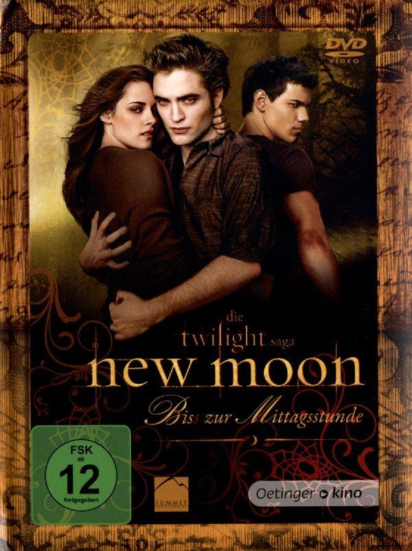 Twilight 2 - New Moon - Biss zur Mittagsstunde (Book Edition) (2009)