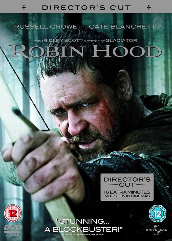 Robin Hood (2010) (Director's Cut, Extended Edition)