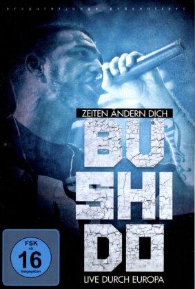 Bushido - Zeiten ändern dich - Live durch Europa (DVD + CD)