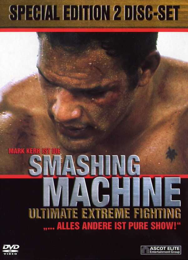 Smashing Machine - Ultimate extreme fighting (Edizione Speciale, Uncut, 2 DVD)